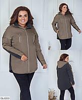 Молодежная куртка размеры 48-58 арт. 4062