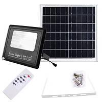 Прожектор 9060 60W SMD з сонячною панеллю і пультом, фото 1