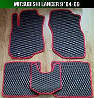 Коврики Mitsubishi Lancer 9 '04-09