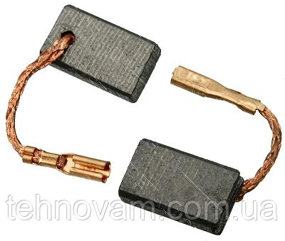 Щетки графитовые 5х10,5х18 воздуходувки CROWN СТ17010