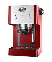 Кофеварка эспрессо GRAN GAGGIA DELUXE RED