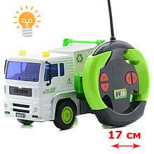 Іграшка сміттєвоз на радіокеруванні Big Motors