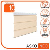 Панель ASKO NEO бежева перфорована 3.5 м, 1.07 м2