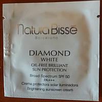 Пробники Natura Bisse Diamond White Oil-Free Brilliant Sun Protection SPF50 PA