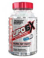 Для снижения веса Nutrex Lipo 6X (60 капс)