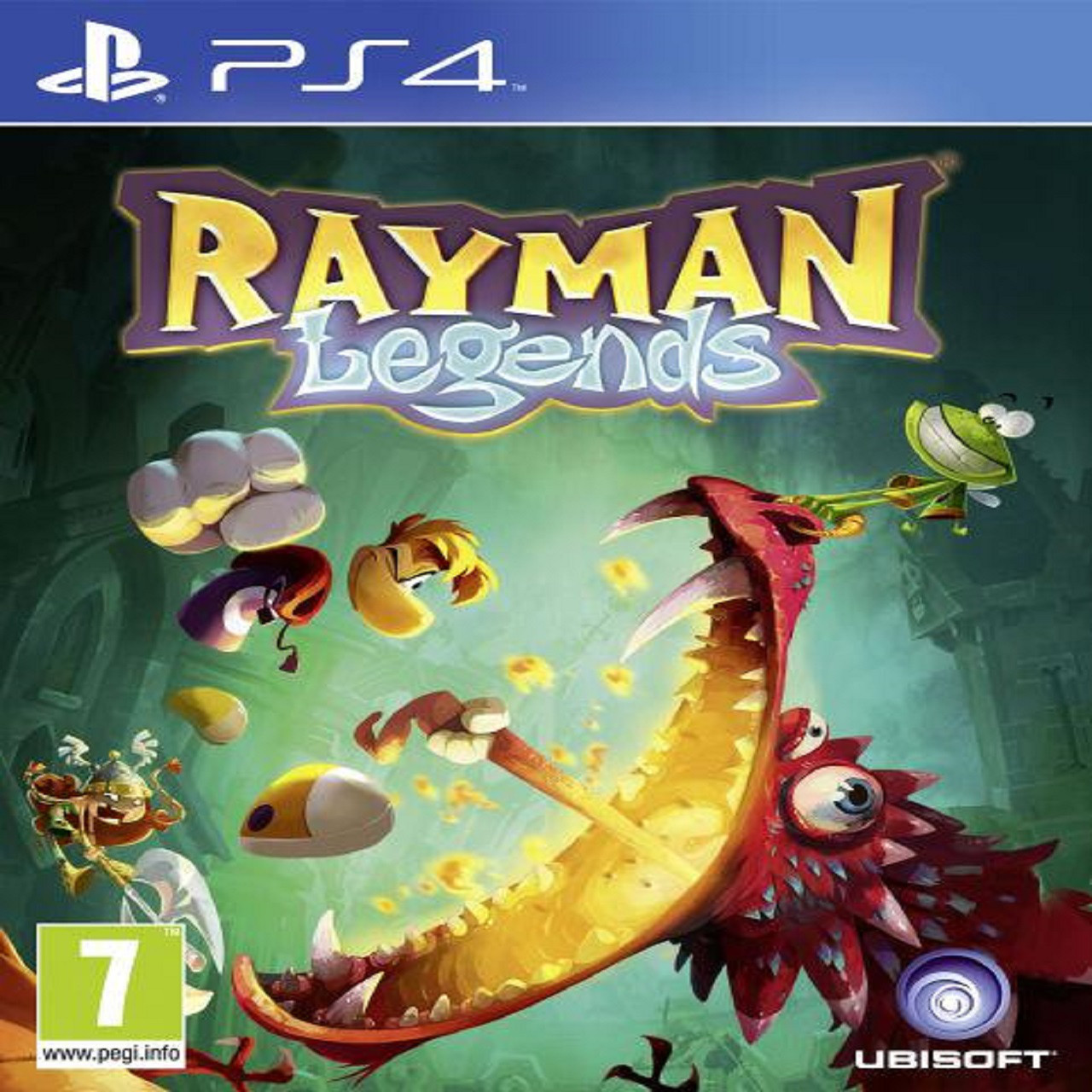 Rayman Legends PS4 ENG (NEW)