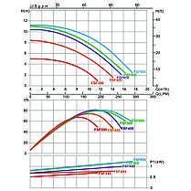Фильтрационная установка для бассейна EMAUX FSF500 (11,1 м3/час, 85 кг песка), фото 2