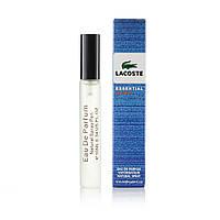 Мужской спрей мини - парфюм ручка Lacoste Essential Sport - 10 ml Д-56