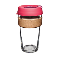 Чашка KeepCup Brew Flutter Cork 454 мл (BCFLU16)