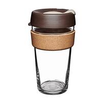 Чашка KeepCup Brew Almond Cork 454 мл (BCALM16)