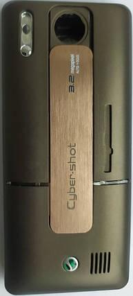 Корпус для Sony Ericsson K770 Brown, фото 2
