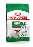 Royal Canin Mini Ageing 12+ - корм для собак дрібних порід старше 12 років 0,8 кг