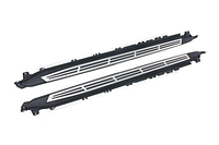 Боковые подножки (пороги) OEM BMW X5 G05 2019-