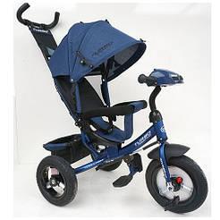 Велосипед M 3115HA-11L темно синий TURBOTRIKE