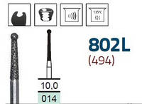 Бор турбинный 806.314.494.524.014
