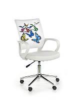 Кресло компьютерное IBIS BUTTERFLY  разноцветный  (Halmar)
