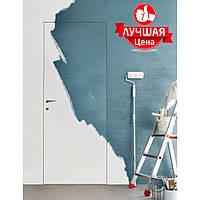 Двери скрытого монтажа под покраску 2100 * 800 А1