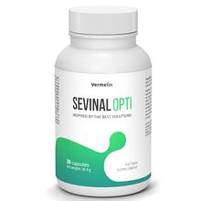 Sevinal Opti (Севинал Опти) - капсули від нетримання сечі