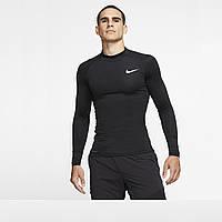 Термокофта Nike Top Tight LS Mock BV5592-010 (Оригинал)