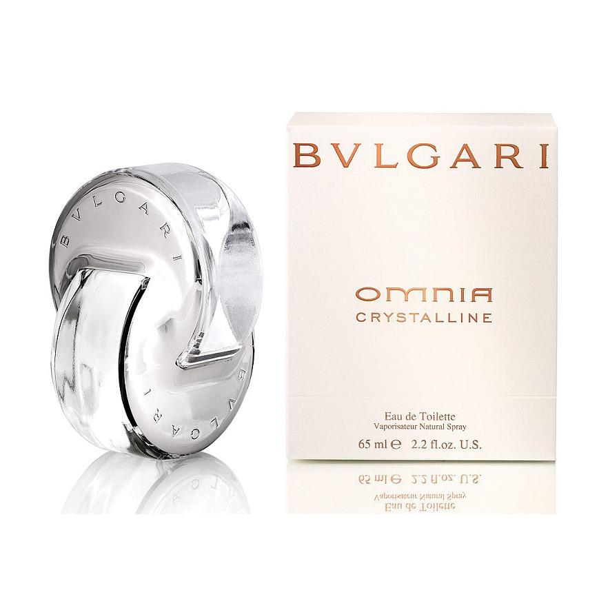 Bvlgari Omnia Crystalline 65ml женский цветочный аромат