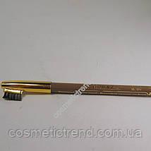 Карандаш для бровей водостойкий Blonde (блонд) №307 El Corazon, фото 2