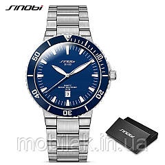 Кварцевые часы Sinobi 9655 Blue