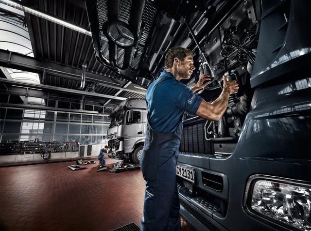 Виды и периодичность техобслуживания грузовиков