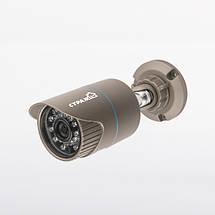 Комплект проводного видеонаблюдения Страж AHD Универсал, фото 3