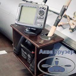 столик для спиннинга - столик для эхолота на лодку пвх купить Киев, Харьков, Днепр - столик в надувную лодку