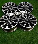 Оригинальные диски R20 Audi Q7, фото 4