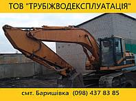 Оренда екскаватора Caterpillar - 320 BL