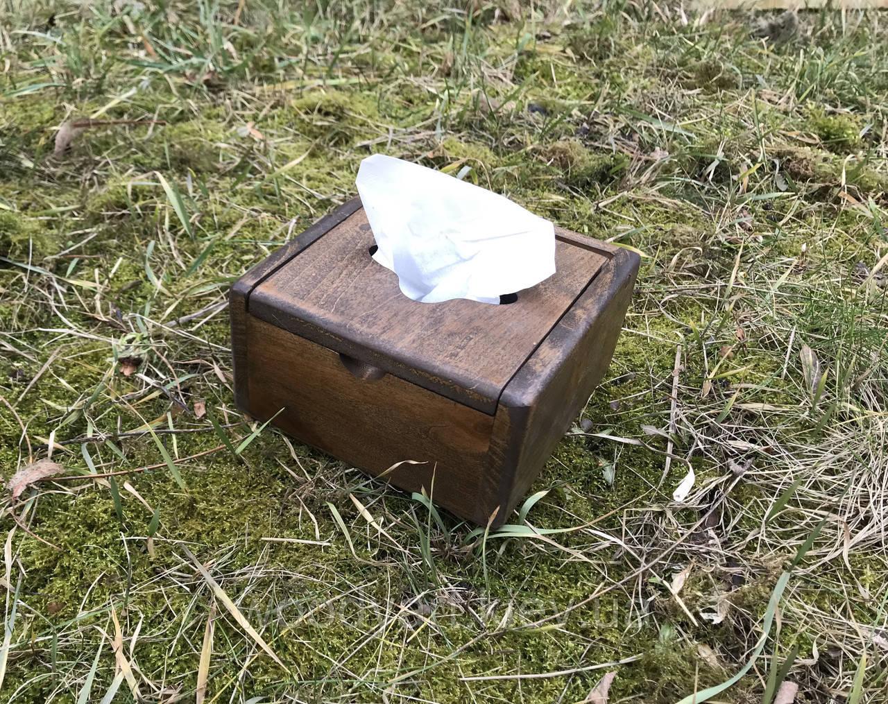 Коробка для салфеток