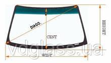 Производство, изготовление стекол триплекс на автобус Magirus на заказ