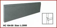Фасадная панель для утепления НС 104-50 (2,00м) Prestige decor
