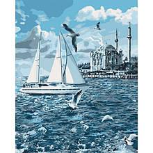 Картина по номерам Прогулка по Босфору