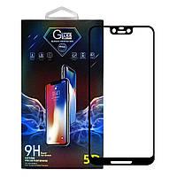 Защитное стекло Premium Glass 5D Full Glue для Google Pixel 3 XL Black
