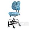 Дитяче ортопедичне крісло FunDesk SST6 Blue
