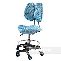 Дитяче ортопедичне крісло FunDesk SST6 Blue, фото 1