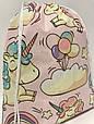 Рюкзак детский хлопок мешок, рюкзак детский садик, рюкзаки для садочку, дитяча торба, єтотобра бавовна, фото 2