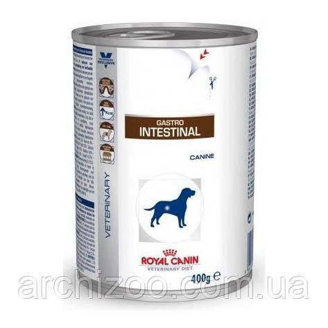 Royal Canin Gastro Intestinal консерва для собак 6шт*400г-диета  при нарушении пищеварения, фото 2