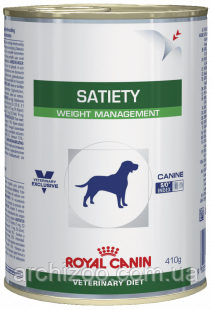 Royal Canin Satiety weight management  6шт*410г-консерва для собак диета для собак контроль избыточного веса, фото 2