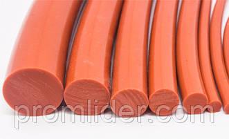 Круглый силиконовый шнур