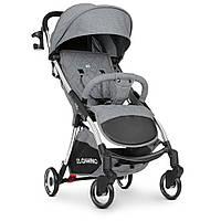 Прогулочная детская коляска ME 1059 MILLY FOG GRAY