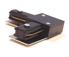 Коннектор для трекового LED светильника угловой белый Z-LIGHT ZL 4006, фото 2