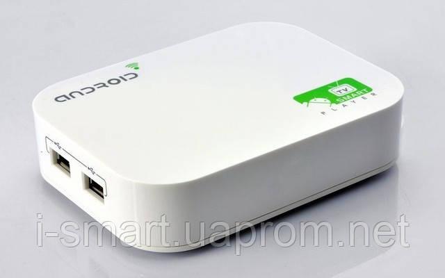 Android tv-box IPTV 1080P HD player (тюльпаны + hdmi)