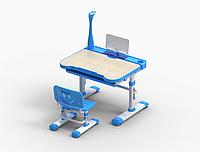 Детская парта со стульчиком FunDesk Bellissima Blue, фото 1