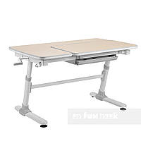 Ученический стол-трансформер FunDesk Invito Grey, фото 1
