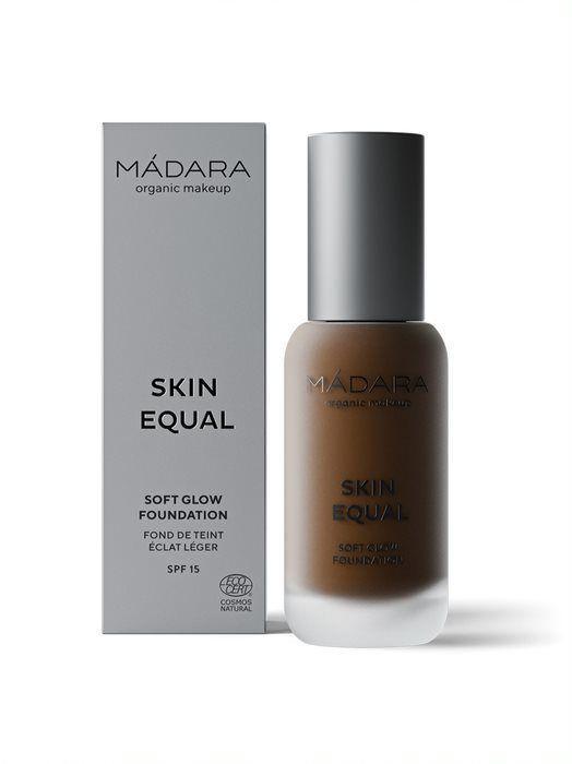 Жидкая тональная основа № 100 Мокка Madara Cosmetics, 30 мл