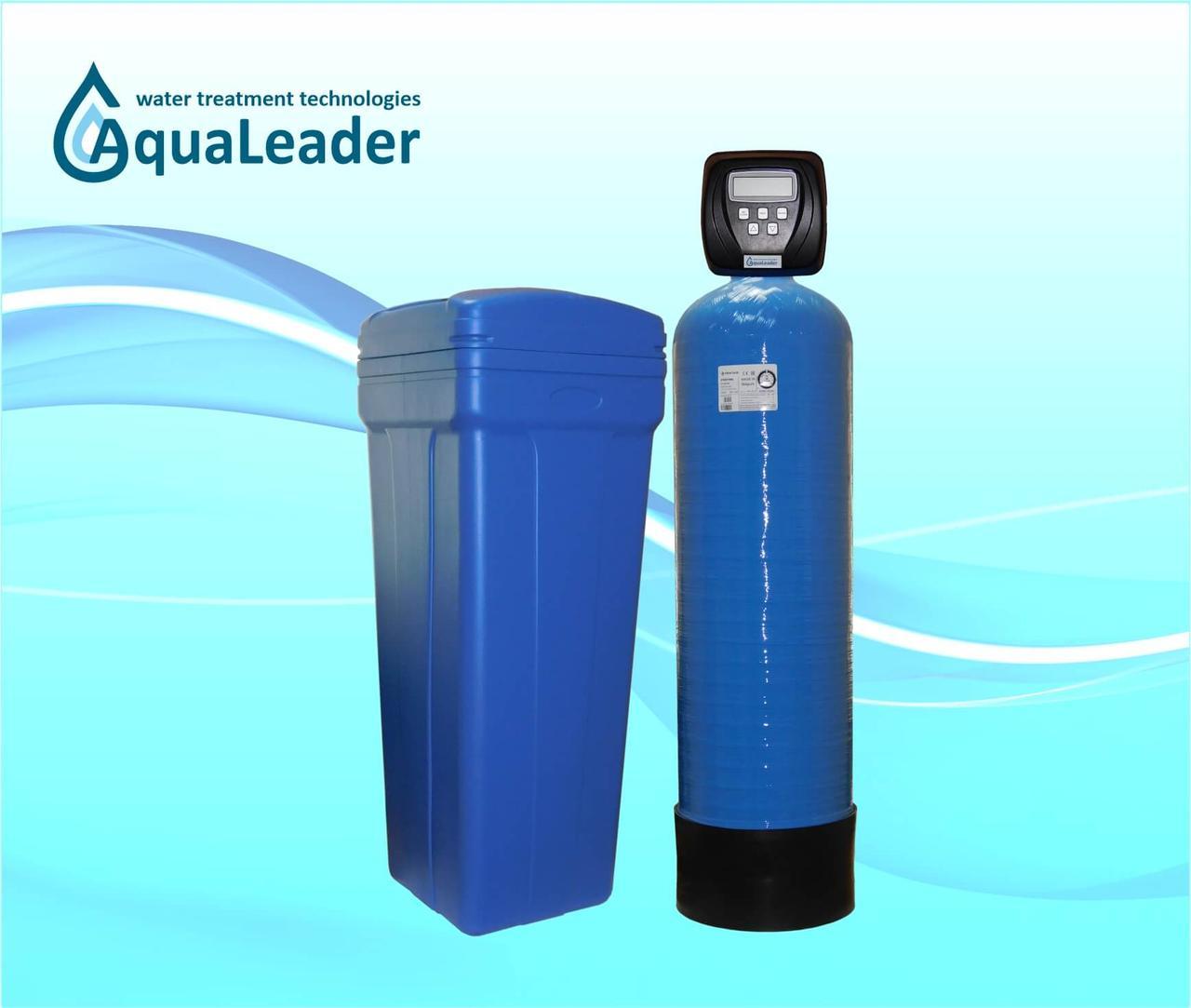 Фільтр пом'якшувач води AquaLeader FS25