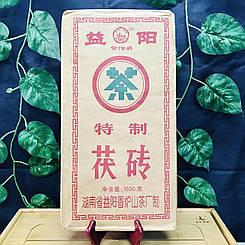 "Аньхойский чёрный прессованный чай Хэй Ча ""Hai Cha"" 1300 грамм"